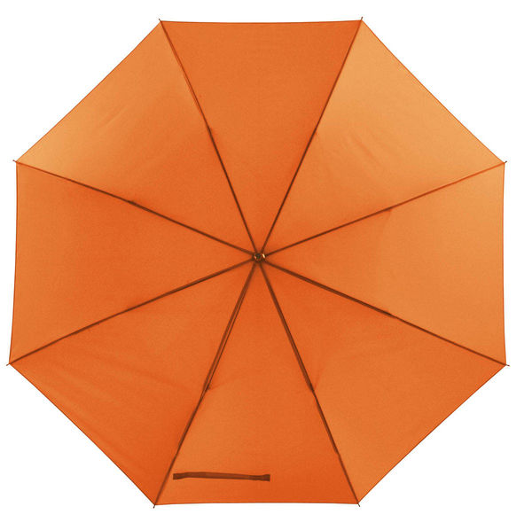 Parapluie couleur vive Orange