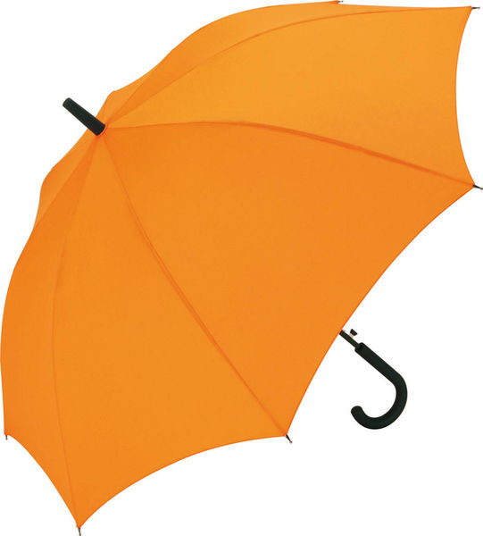 Parapluie pub automatique Orange